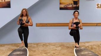 SANDsational Workout at Sandbox Fitness