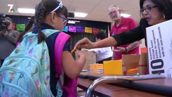 Businesses, Community Partners Donate School Supplies for National City Students