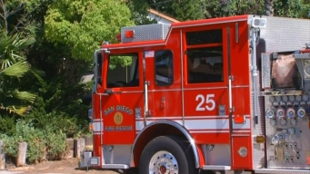 3 Displaced After Fire Badly Damages Linda Vista Apt.