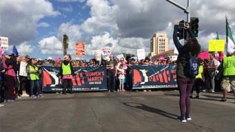 San Diegans Unite for 2018 Women's March