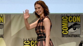 See Ya, Cinderella. Lily James is Now a Zombie Slayer