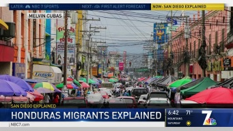 Why Honduras Migrants Are Coming to the U.S.