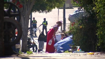San Diego Explained: Downtown's Homeless Encampments