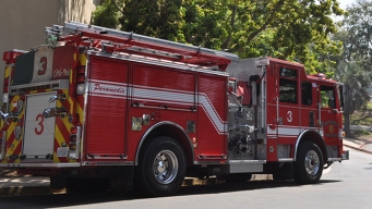 Escondido Apartment Evacuated Due to Fire