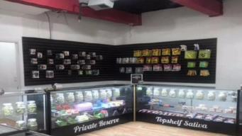 SDPD Raids Illegal Pot Dispensary in PB