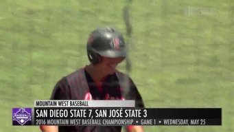 WATCH: Aztecs Advance on Walkoff Grand Slam