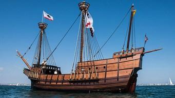Maritime Museum Debuting Tours of San Salvador Replica