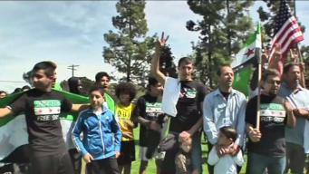 SD Syrian Community Calls for End to Civil War