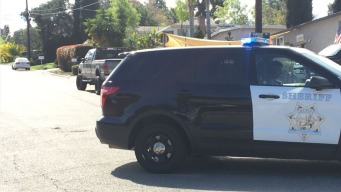 Man Barricaded Himself in Santee House in SWAT Standoff