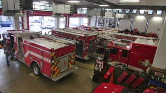 Salk, UCSD to Study Food Restriction and Firefighter Health