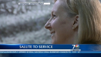 Salute to Service: Vice Admiral Robin Braun