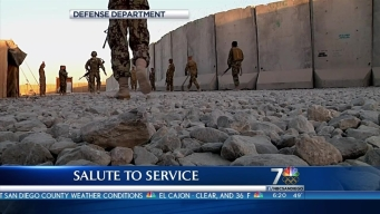 Salute to Service: Soldiers of the 2nd Cavalry Regiment