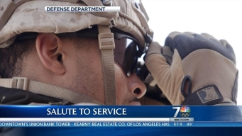 Salute to Service: Cpl. Dennis Cox