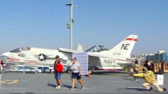 Salute to Service Festival Kicks Off on USS Midway