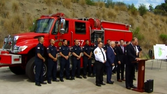 San Pasqual Valley Gets Fire Crew