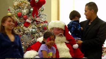 San Diego Military Families Celebrate Christmas in June