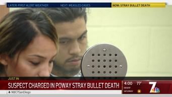 Man Arraigned in Poway Shooting That Killed Man Next Door