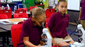 Science Lab Receives New Tools