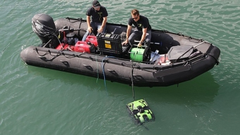 SD Company Earns Military Contract for Underwater Robots
