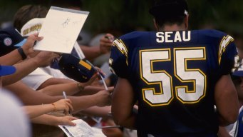 San Diego Remembers Junior Seau