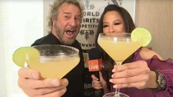 Shaking It Up with Sammy Hagar