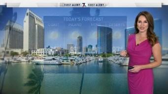 Sheena Parveen's Morning Forecast for Friday, Oct. 19, 2018