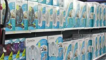 LA Heat Wave Leaves Many Stores Out of Air Conditioners