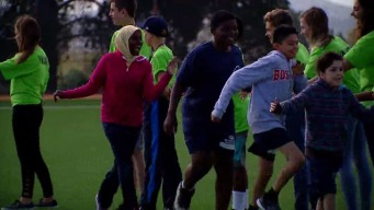 Pershing Middle School Hosts 1st Annual Special Olympics