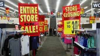 Retail Revolution: More Brick-and-Mortar Stores Closing