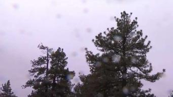 Gusty Winds Remain Despite Brief Break From Showers