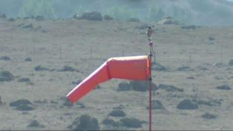Red Flag Warning Rounds Out Windy Week in San Diego