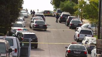 Suspect Killed in Point Loma Police Shooting