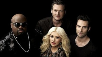"""The Voice"" Recap: Train Frontman Subs for Cee Lo Green"