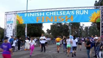 Thousands Finish Chelsea's Run in Balboa Park