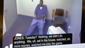 SDPD Interview with Tieray Jones in Case of Jahi Turner