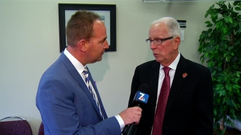 Aztecs Coach Steve Fisher One on One