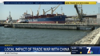 Local Impact of Trade War With China