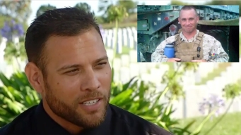 Marine Remembers Tenn. Shooting Victim