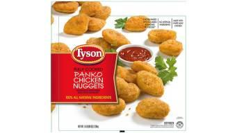 Plastic Bits Prompt Tyson Chicken Nugget Recall