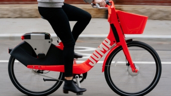Uber Pulls Jump Scooters, Bikes From San Diego
