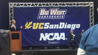 UC San Diego Announces 'New Era'