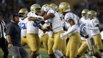 UCLA Crushes Cal 37-7, Chip Kelly Gets First Win With Bruins