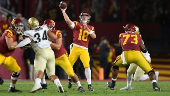 USC Knocks Off No. 19 Colorado, 31-20
