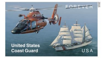USPS to Dedicate Stamp to Coast Guard
