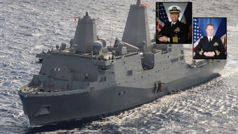 CO, LTCDR of USS Anchorage Relieved of Duties