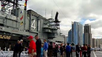 USS Midway Foundation Grants $450K to Military-Serving Nonprofits