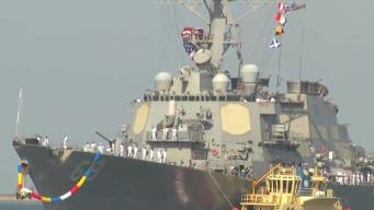 USS Milius to Deploy for Mission in Japan