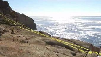 Cliffs Near Point Loma Nazarine University Deemed 'Unstable'