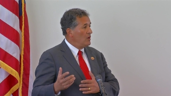 U.S. Rep. Juan Vargas Speaks in San Diego