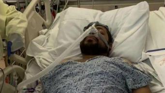 Vet's Home Burglarized During Cancer Treatment